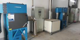 小型脉冲滤筒除尘器 工业粉尘 金属粉尘烟尘治理环保设备