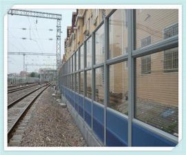 声屏障标准 铁路声屏障降噪效果 声屏障分类