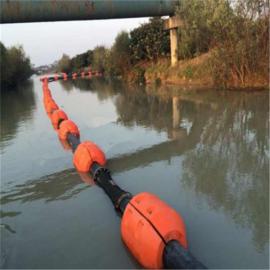 环海生产挖沙船管道浮筒 内孔120mm塑料浮筒欢迎致电