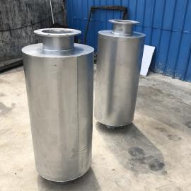 康明斯柴油发电机消音器 康明斯管道消声器 排气管消音器