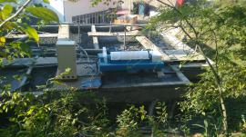 新款全自动河道清淤污泥脱水机