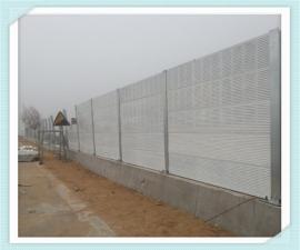 立交桥隔音墙 降噪声屏障 生产桥上声屏障