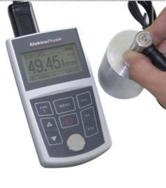德国EPK MiniTest 440 超声波测厚仪 分体式超声头测厚仪