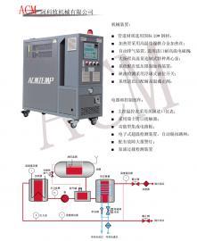 工业冷水机液压机降温导热油加热器