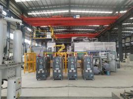 反应釜油模温机,涂布机导热油炉制冷机冷水机