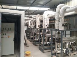 RHCM无痕注塑系统 急冷急热模温机导热油加热器