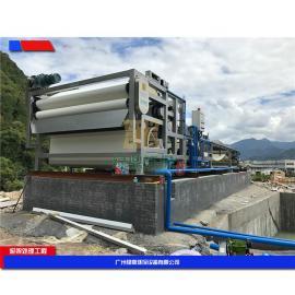 生产制造商印染污泥压滤机 河沙污水污泥处理设备