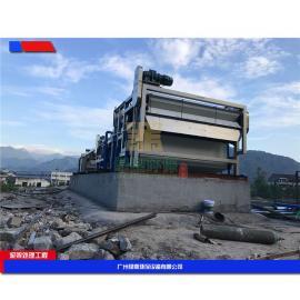 定制生产淤泥脱水机 河道清淤设备