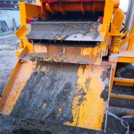 泥浆分离器 洗沙泥浆脱水机含水率低