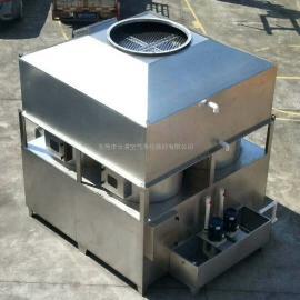 水喷啉塔除尘烟设备
