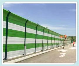 透明隔声屏障 铁路声屏障 隔音墙安装