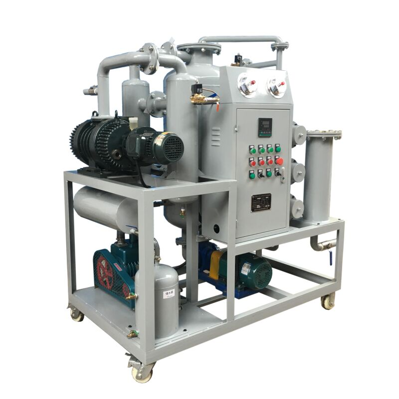 ZLA-150型变压器油双级真空滤油机