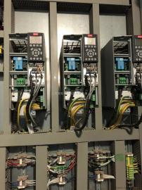 丹佛斯变频器(散热风扇过热)故障维修 风扇坏维修