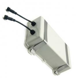 太阳能路灯锂电池 12V 40Ah ABS防水外壳