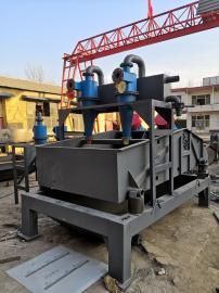 广朋细沙回收机 震动脱水筛 细沙回收脱水一体机设备