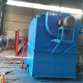 锅炉静电除尘器维修改造新技术方案制作示意图