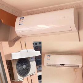 美的空调1.5p家用变频