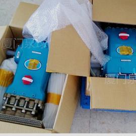 美国CAT猫牌柱塞泵3545高压柱塞泵成套两级DTRO膜设备供货