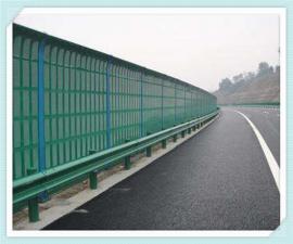 大弧形声屏障 交通隔音屏障 高架桥隔音墙