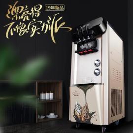 小型台式冰激凌机,硬冰激凌机公司,进口冰激淋机