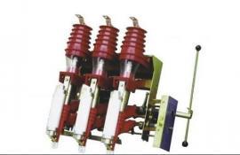 户内常规电动型10kv高压负荷开关FZN25-12