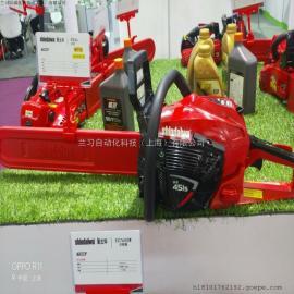 日本原装进口shindaiwa 新大华451S汽油链锯 专业伐木锯 油锯