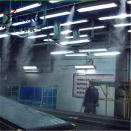 陶瓷厂微雾降尘设备 除尘雾化喷头