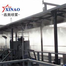 施工喷雾除尘设备 水雾除尘器