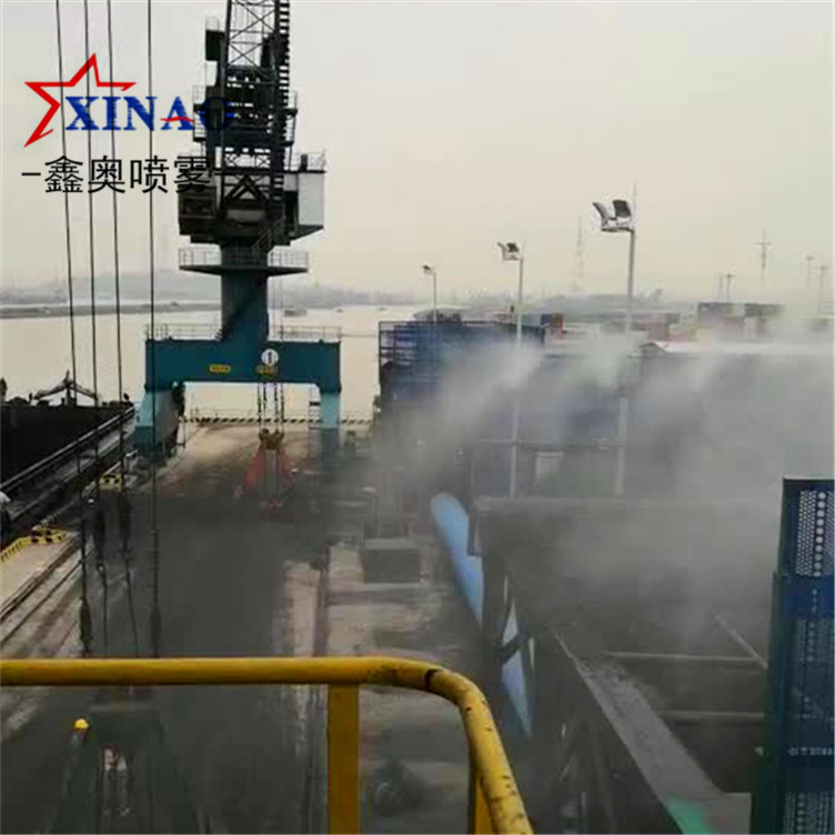 加料车间水雾降尘 除尘喷雾器