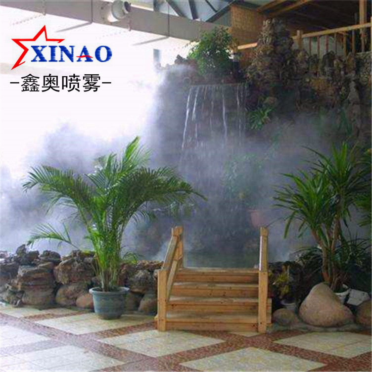 山雾森喷雾造景 冷雾喷雾机