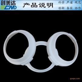 圆形硅胶制品质量优良O型硅胶密封垫圈隔热保温天然无毒无害