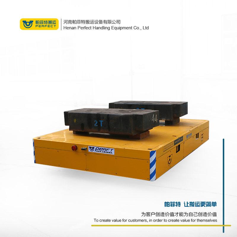 凹字型台面电动转运车 可升降背驮式AGV 塑料模具导航车