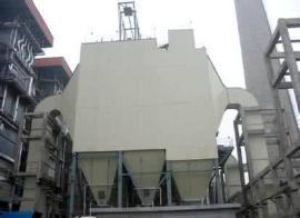 锅炉静电除尘器现场安装方案-盛景*制作静电除尘器