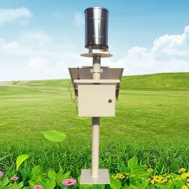 大气降水雨量计气象水文一体化监测站