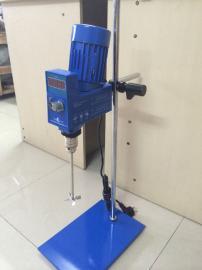 GZ120.SW数显恒速电动搅拌机 化妆品悬臂式强力搅拌器