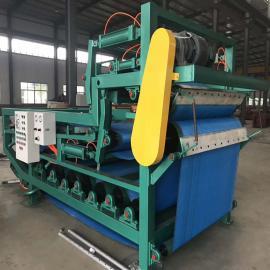 压滤机设备 全自动带式压滤机 洗沙脱水一体机 绿科环保