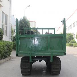 扬德牌新型2吨履带式运输车