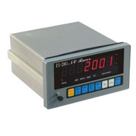 自动控制显示器EX2001输出接口RS232/485 英展EX2001仪表显示器