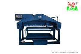 全自动砂带机 不锈钢制品拉丝机 电器产品表机拉丝设备