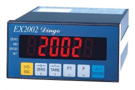 EXCELL英展EX-2002带RS232/485输出仪表 英展下料输出EX2002仪表