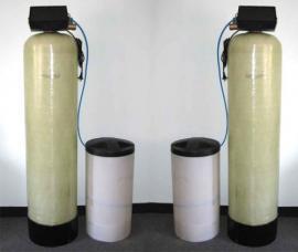 亮晶晶软化水设备,锅炉除垢设备,弗莱克控制阀促销