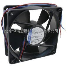 3956风机ebmpapst风机静音散热风扇AC230V 9CM