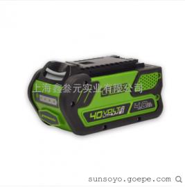 Greenworks格力博 40锂电池 电池包 适用于所有格力博40v产品