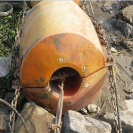 环海生产大孔径220mm管道浮筒 水上抽淤泥塑料浮体