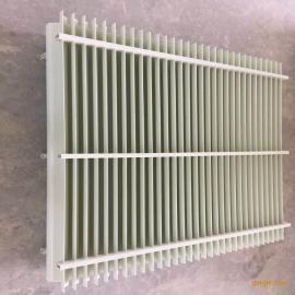 平板式玻璃钢除雾器 高效玻璃钢静电除雾器