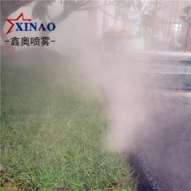 雾森喷雾系统,小区冷雾降温设备,喷雾设备