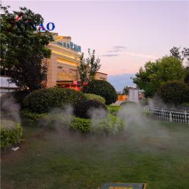 高压冷雾机组,小区冷雾降温设备,喷雾设备