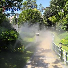 园林造景,喷雾造景主机,喷雾设备