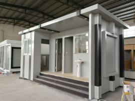 绿色生态通道移动卫生间加工厂 实力商家环保厕所定制