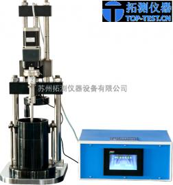 拓测TT-LVS型全自动室内十字板剪切试验仪定制十字板剪切仪